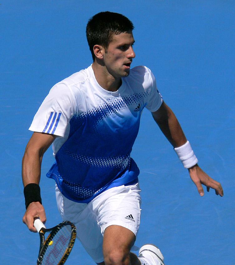 Novak Djokovic régime paléo alimentation paléolithique
