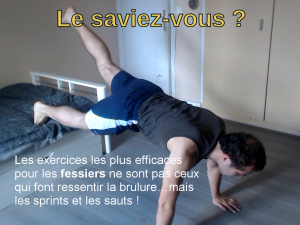 Comment muscler ses fessiers en 6 exercices
