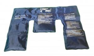 Pack de gel chaud froid pour le cou et les cervicales