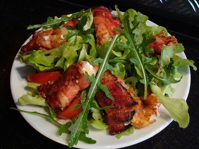 Exemple d'un repas paléo